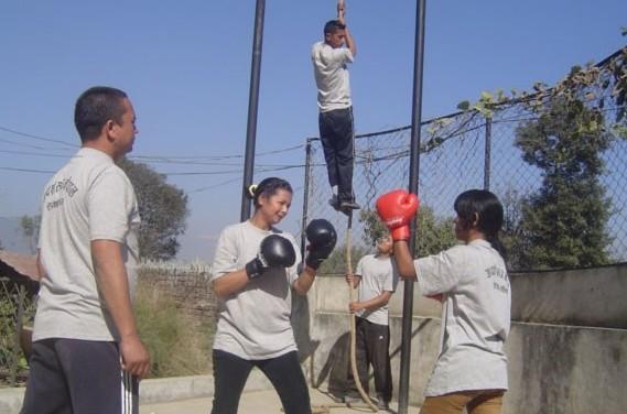 Ideal society Nepal Providing